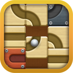 Roll the Ball: slide puzzle