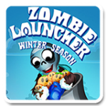 Winter Zombie Launcher
